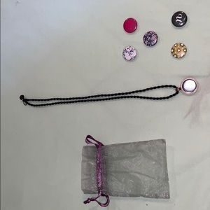 Jewelry - Magnetic necklace set with 5 designs